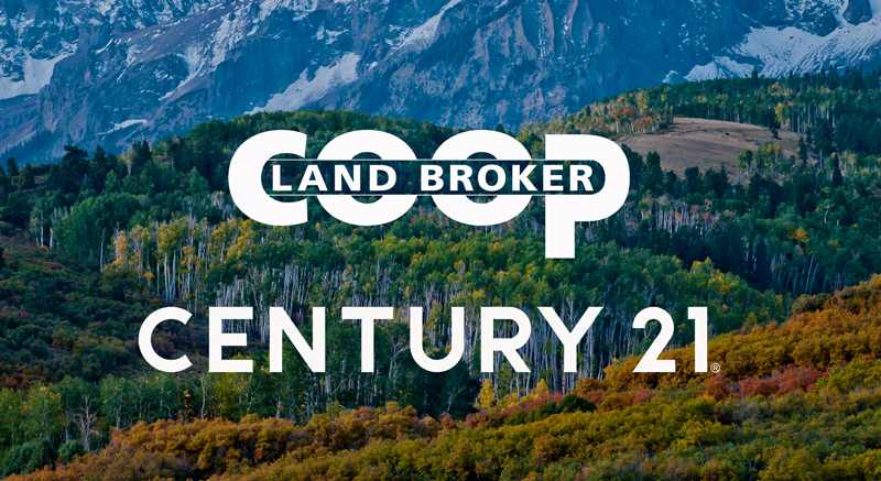 LAND BROKER CO-OP Partners with Century 21® Adding 20,000 Additional Land Listings to LandBrokerMLS.com