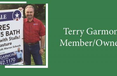 Featured Member – Terry Garmon