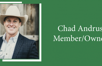 Featured Member – Chad Andrus