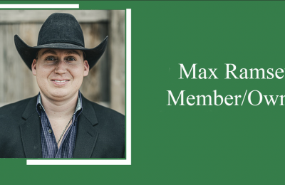 Featured Member – Max Ramsey