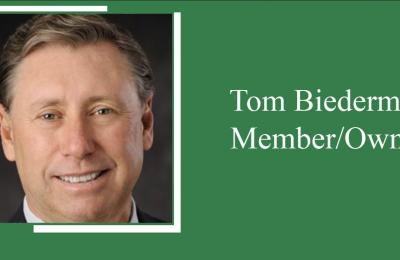 Featured Member – Tom Biederman