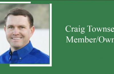 Featured Member – Craig Townsend